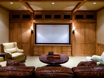 Media and Wine Room
